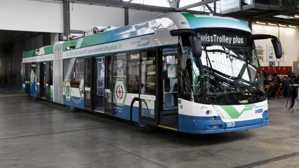Trolejbus bez putnika od početka godine. © VBZ