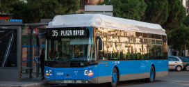 Scania isporučuje 160 gasnih autobusa Madridu