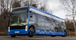 Autobus će u toku 2017. godine imati dve probne vožnje, a jedna će biti za RATP, gradskog prevoznika iz Pariza. © Alstom