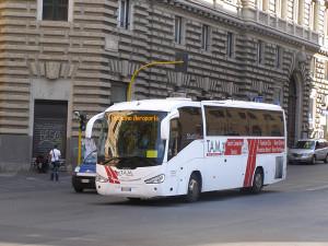 Termini je polazna stanica i za autobuse koji vode do aerodroma. © Slobodan Kostić