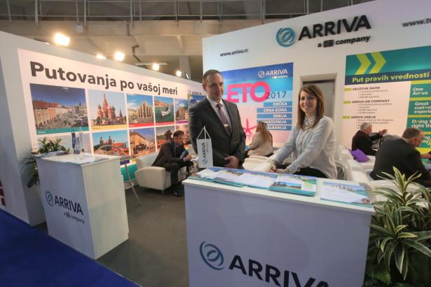 Kako navode predstavnici firme, uskoro će biti omogućena kupovina karata i putem sajta arriva.rs. © Arriva