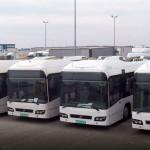 VIDEO: Prvi hibridni autobusi u Srbiji