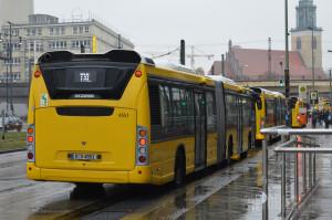 Obeležavanje linija je nedvosmisleno. Linija TXL vodi do aerodroma Tegel, čija je oznaka TXL. © Slobodan Kostić
