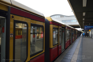 S-Bahn saobraća skroz do centra Potsdama na svakih 10 minuta. © Slobodan Kostić