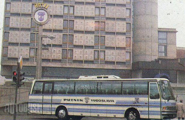 Setra S 213 H Putnik Yugoslavia