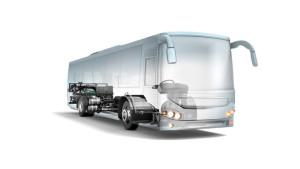 Jači motori a ista potrošnja. Šasija B8RLE. © Volvo Buses