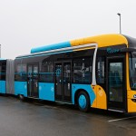 Zglobni autobusi ponovo u Kopenhagenu