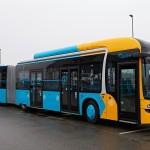 MAN Lion's City GL A40 CNG dugačak je 18.75 metara i ima petoro vrata. © MAN Truck & Bus