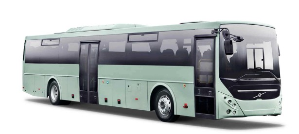 Volvo 8600 debituje u Španiji.  © Volvo Buses