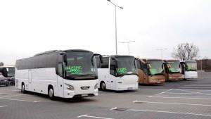 Polovni VDL autobusi spremni za upotrebu. © Niskopodlogowiec