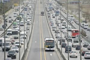 CapaCity u Istanbulu na visokofrekventnoj BRT liniji. © Daimler Media