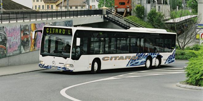 Mercedes-Benz auf dem Global Public Transport Summit in Montreal