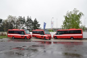 Turistička vozila za vatrogasne brigade. © Miroslav Halász