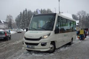 FeniksBus FBI83M, prvi midibus iz ove fabrike u Češkoj. ○ Martin Beneš