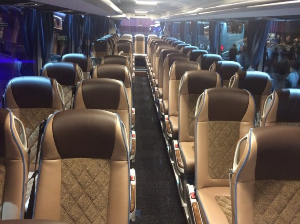 Tourismo RHD je multifunkcionalan autobus. © Libor Hinčica