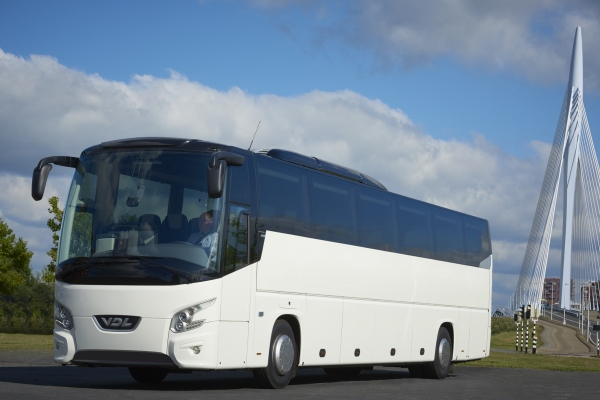FHD2-135 je najduža dvoosovinska Futura u ponudi. © VDL Bus & Coach