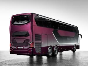 Za 110 milimetara duži od prethodnika, tačno 14 metara. © Daimler Media