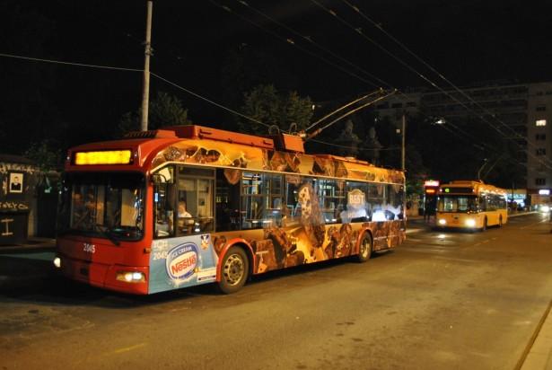 Hoće li svanuti novo jutro za trolejbuse? © Aleksa Ilić