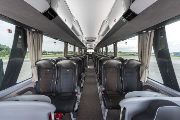 Sa pooštrenim regulacijama, putnici će osećati povišen komfor i bezbednost. © MAN Truck & Bus