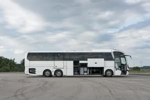 U početku se Lion's Coach nudi u tri dužine ali se očekuje i četvrta izvedba do kraja godine. © MAN Truck & Bus