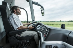 Na putu za Busworld u Kortrajku, ali da li je to jedina premijera? © MAN Truck & Bus