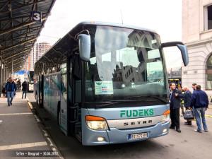 Međunarodne linije uvrštene u prodajni sistem, ali autobusi neće pozeleneti. © Se7en