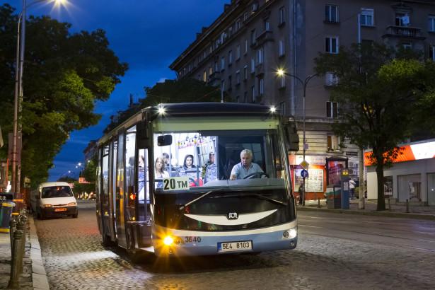 Česi testirali još jedno vozilo u Sofiji. © CometBG