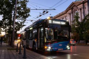Autobus godine trenutno na testu. Ko će pobediti? © CometBG