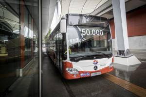 Ovaj CapaCity će ponosno nositi broj 50.000. © Daimler Media