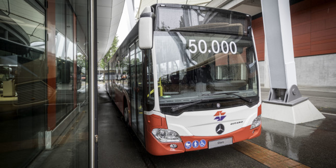 Isporučen Citaro broj 50.000