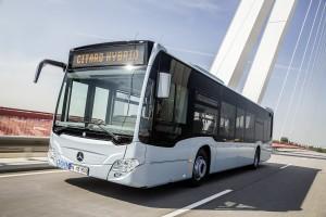 Na putu za Busworld i spreman za primenu u većini Citaro autobusa. © Daimler
