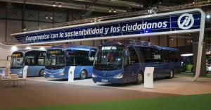 Model i4h je već predstavljen na sajmu FIAA u Madridu. © Irizar