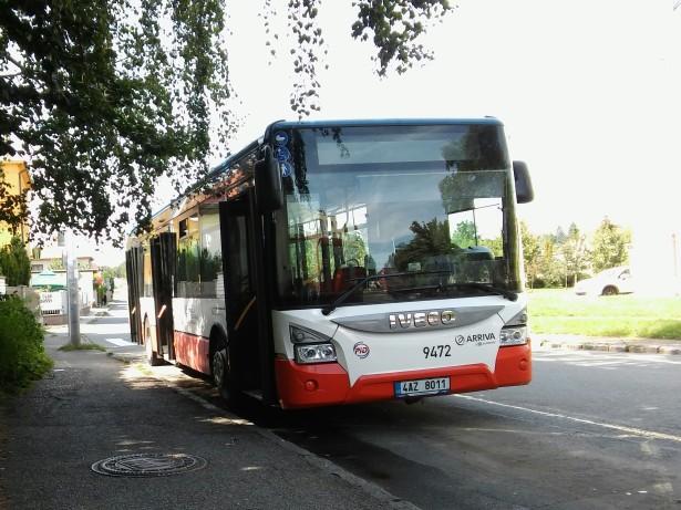 Novi model u praškom javnom prevozu? © Milan Petrović