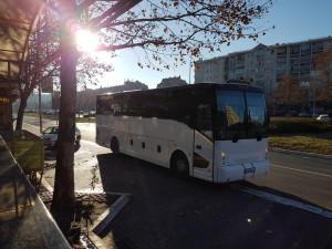 Vozila će se praviti u Makedoniji i izvoziti preko Belgije. © vuckomv/Autobusi.NET