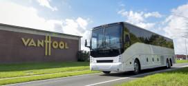 Van Hool razvija električni turistički autobus