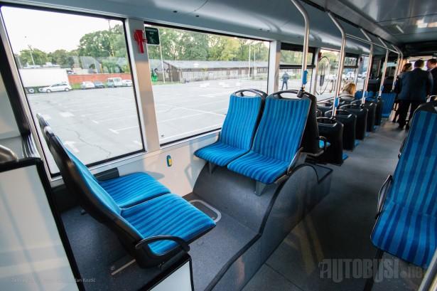 Ove nedelje autobus će biti na liniji Obrenovac - Beograd a zatim će obići Novi Sad. © Slobodan Kostić