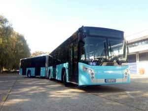 Novi autobusi nose novu šemu! © Edin Šehović