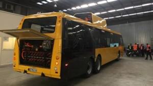 Hibridni pogon biće nova karakteristika starih trolejbusa. © Roger Blakeley