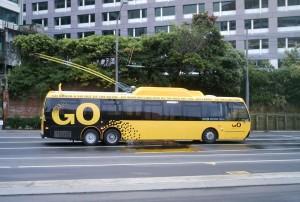 Poslednji polasci trolejbusa u oktobru. © Vardion, Wikimedia