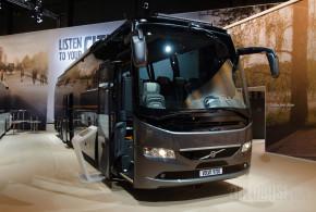 Busworld 2017: Volvo luksuz u ograničenoj seriji