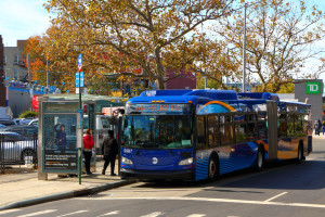 Osim starih autobusa, menja se i kolor šema njujorškog prevoza. © Shane Ramkissoon