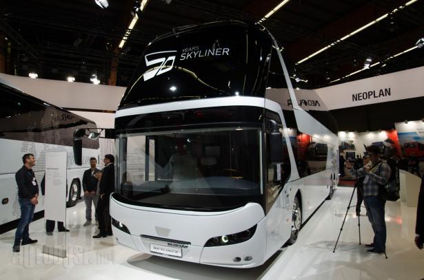 Dizajn debitovao davne 2006. godine a Skyliner 2010.