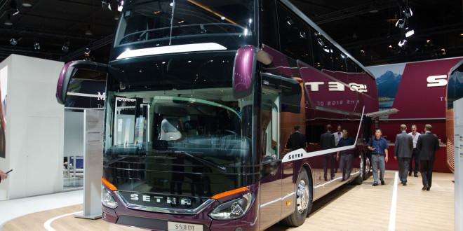 Busworld 2017: Nova Setra i srebrne zvezde