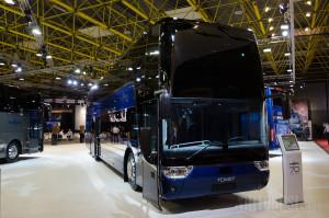 TDX 27 Astromega je najveći autobus u TX branši.