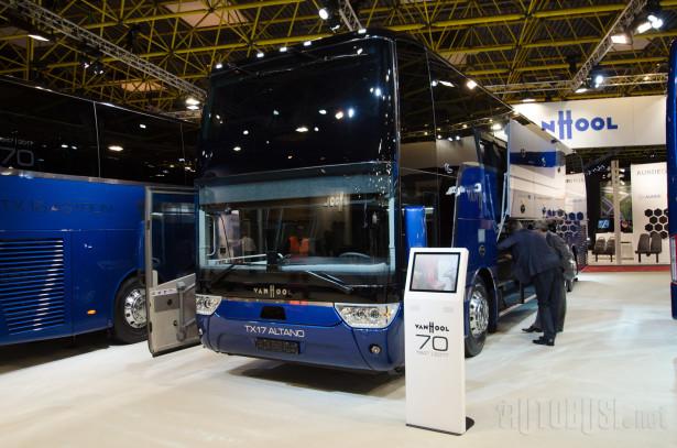 """Altano je jedan od retkih """"HDS"""" autobusa koji su još uvek u proizvodnji."""