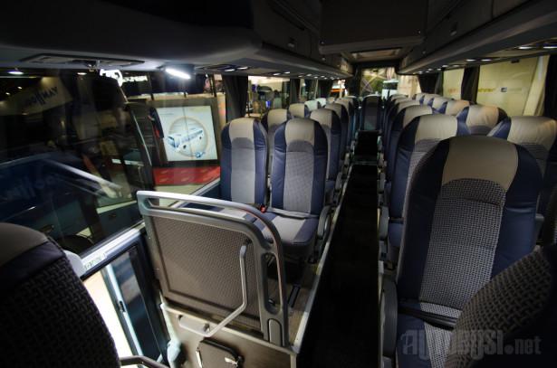Najkraći Altano prima najviše 61 putnika.