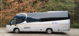 Indcar za VIP prevoz