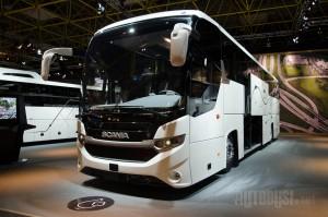 Turistički autobus plenio je na sajmu u Hanoveru, a i danas izgleda fantastično.