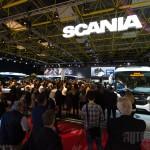 Busworld 2017: Scania u toploj atmosferi i hladnim bojama