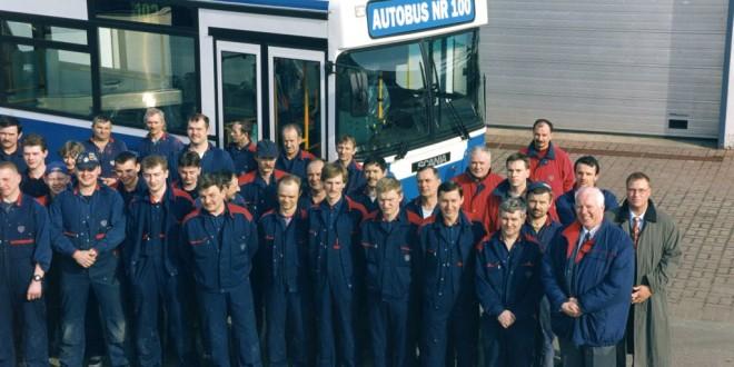 25 godina proizvodnje Scania autobusa u Poljskoj